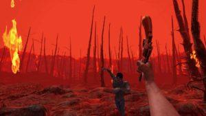 Evil Dead: Virtual Nightmare - Revolver