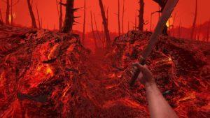 Evil Dead: Virtual Nightmare - Machete